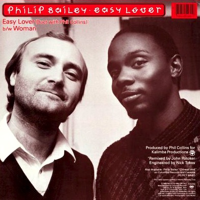 Phil Collins ft. Philip Bailey - Easy Lover